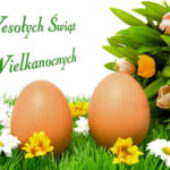 Wesołych Świąt Wielkanocnych!